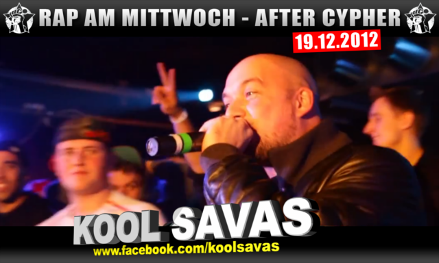 After Cypher 19.12.2012