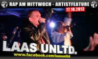 Laas Unltd.: Headliner & Spit Skit live (Video)