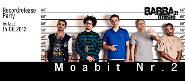 BABBA MUSIC - MOABIT NR.2