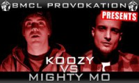 BMCL Provokation: Koozy vs. Mighty Mo