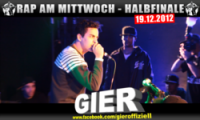Halbfinale: 19.12.2012