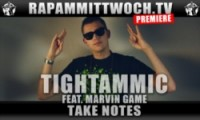 TightamMic feat. MarvinGame - Take Notes