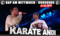Vorrunde 17.10.2012